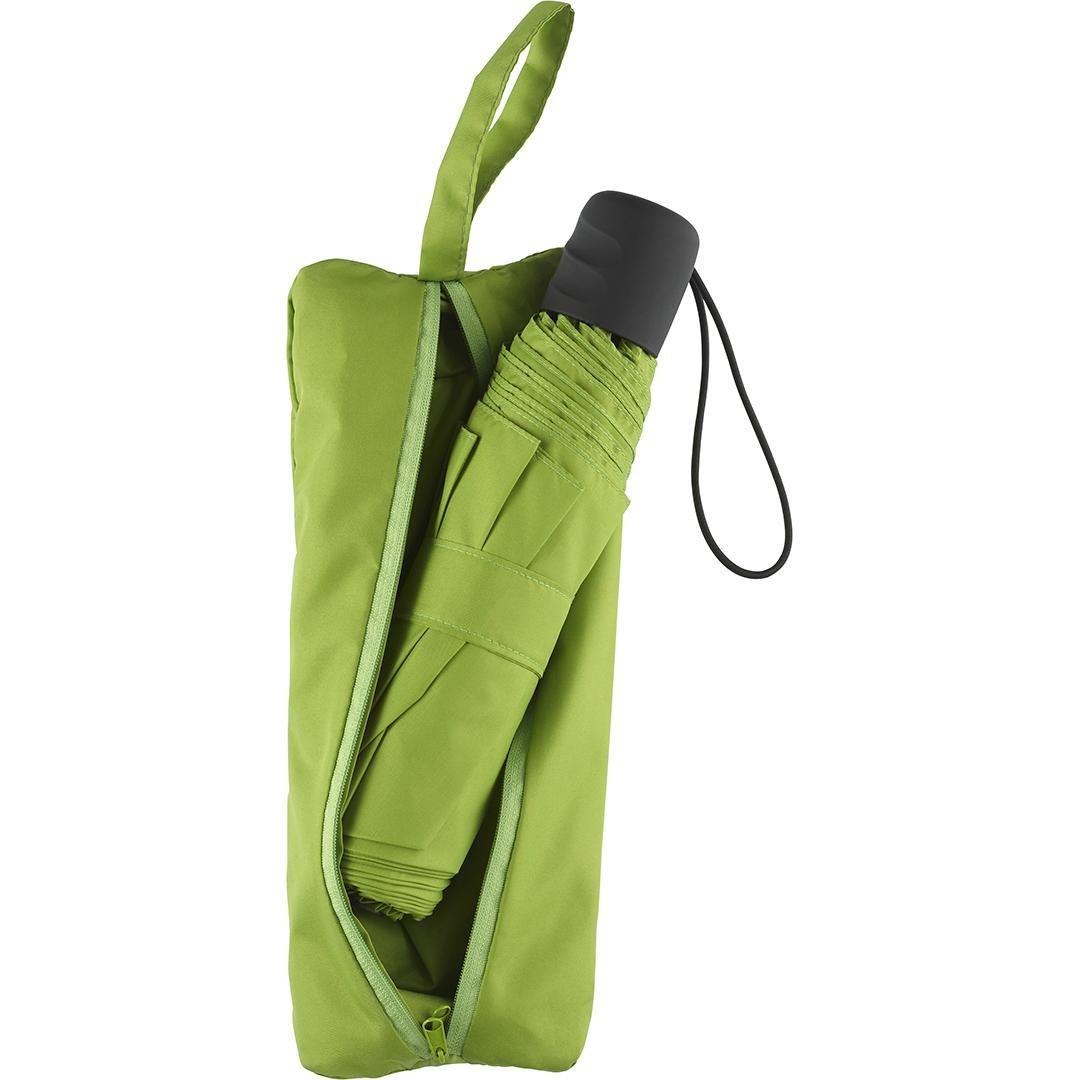 Mini-Taschenschirm ÖkoBrella Shopping 9159 mit Einkaufstasche